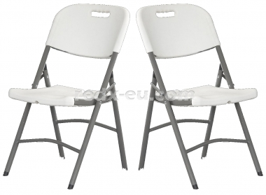 Folding Event Chairs (Set of 2)